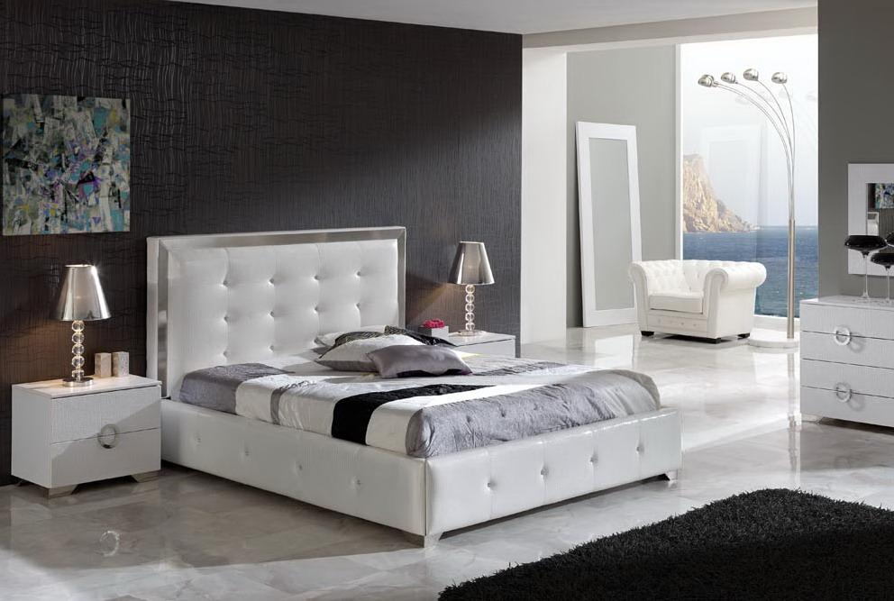 Кровать Dupen СОСО 624 белая